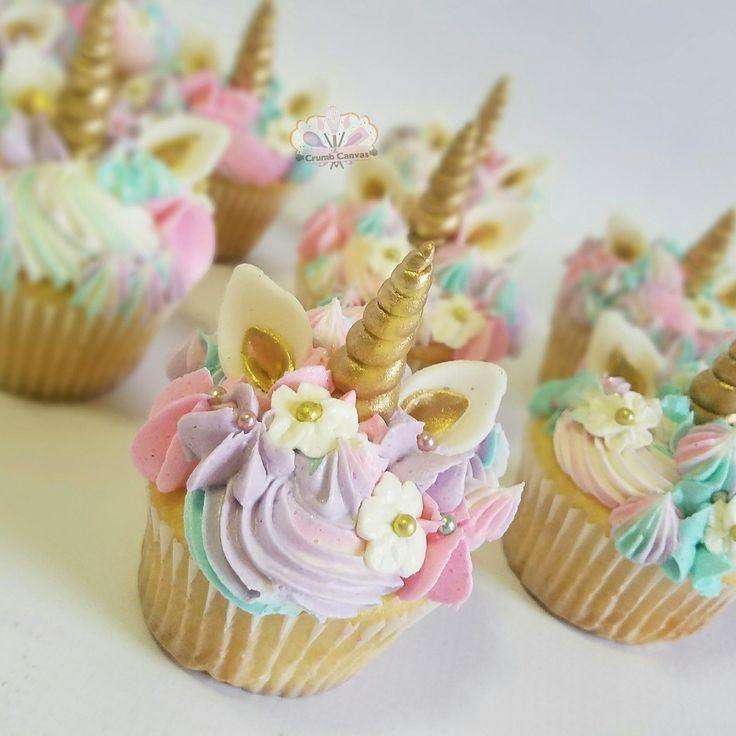 Unicorn Birthday Cake Cupcake Ideas