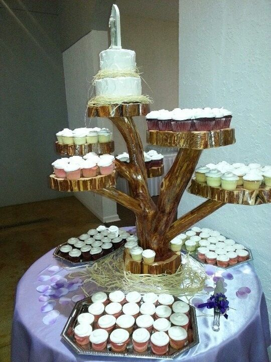 11 Wooden Cake Stands For Wedding Cakes Photo - Rustic Wood Cake ...