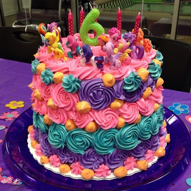 Groovy 12 6 Year Old Birthday Cupcakes Ideas For Little Girls Colorful Funny Birthday Cards Online Unhofree Goldxyz