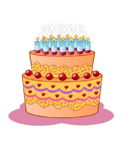 10 Christmas Cards And Birthday Cakes Photo Birthday Cake