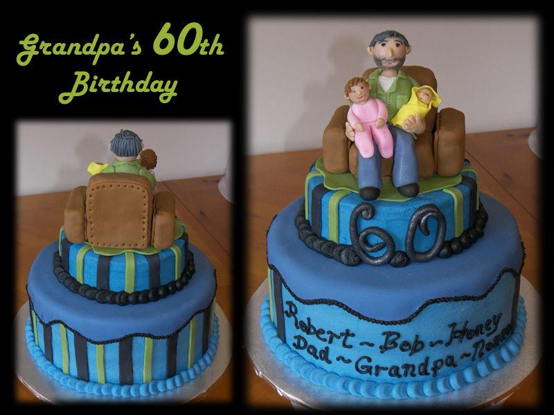 Birthday Cakes For Dad Grandpa