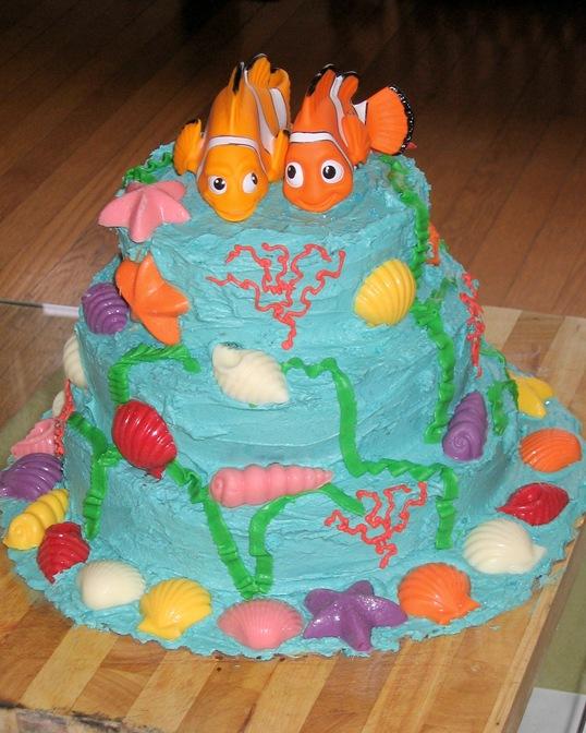 Wondrous 9 Homemade Birthday Cakes Kids Photo Homemade Birthday Cake Funny Birthday Cards Online Kookostrdamsfinfo