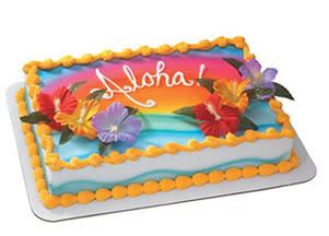 Miraculous 11 Happy Hawaiian Birthday Cakes Photo Hawaiian Birthday Cake Funny Birthday Cards Online Kookostrdamsfinfo
