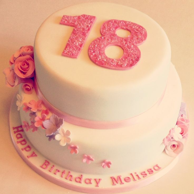 Phenomenal 11 Sweet 18 Birthday Cakes For Teens Photo Sweet 18 Birthday Funny Birthday Cards Online Elaedamsfinfo