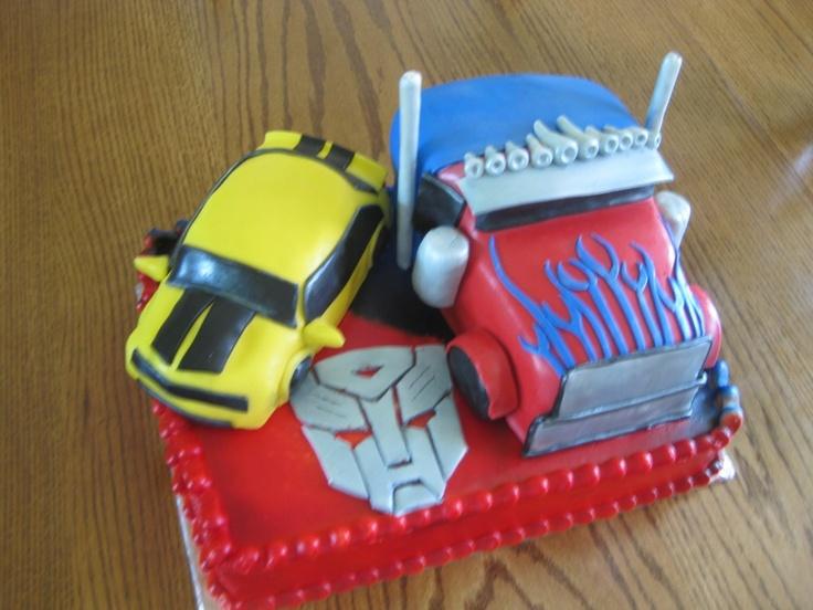 12 Rescue Transformer Cakes Photo Transformers Rescue Bots