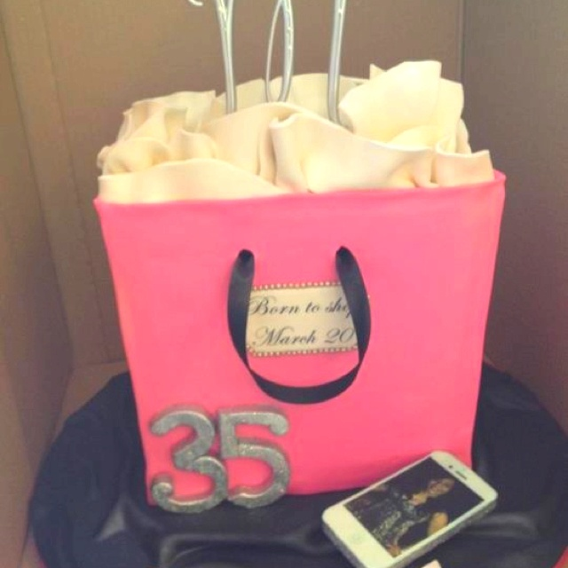 10 35th Birthday Cakes For Women Photo 35th Birthday Cake Ideas