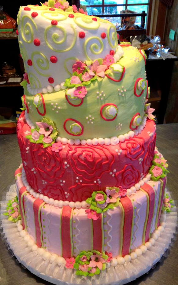 Incredible 10 Awesome Cakes No Fondant Photo Buttercream Wedding Cakes No Funny Birthday Cards Online Sheoxdamsfinfo