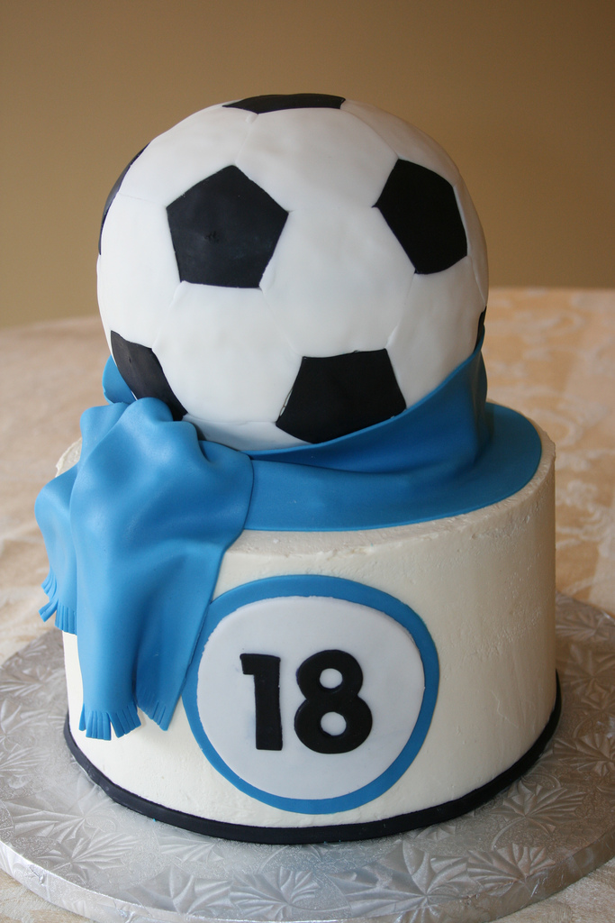 10 18th Birthday Cakes For Boys Photo Boys 18th Birthday Cake