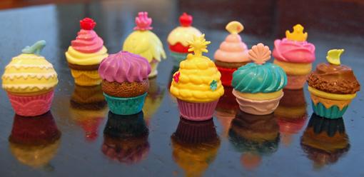 9 Mini Disney Princess Cupcakes Photo Disney Princess Cupcakes