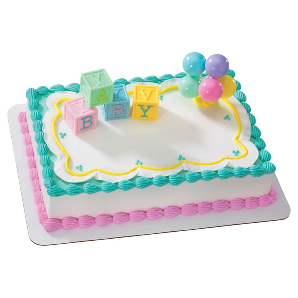 Kroger Birthday Cake Designs Baby Shower