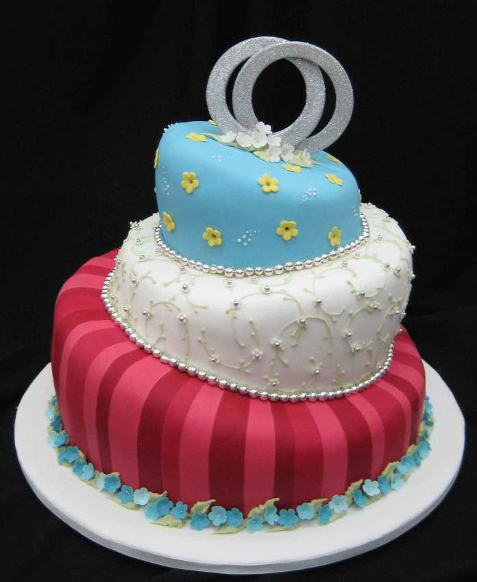 Outstanding 7 Cupcake Birthday Cakes For Adults Photo Adult Birthday Cake Funny Birthday Cards Online Fluifree Goldxyz