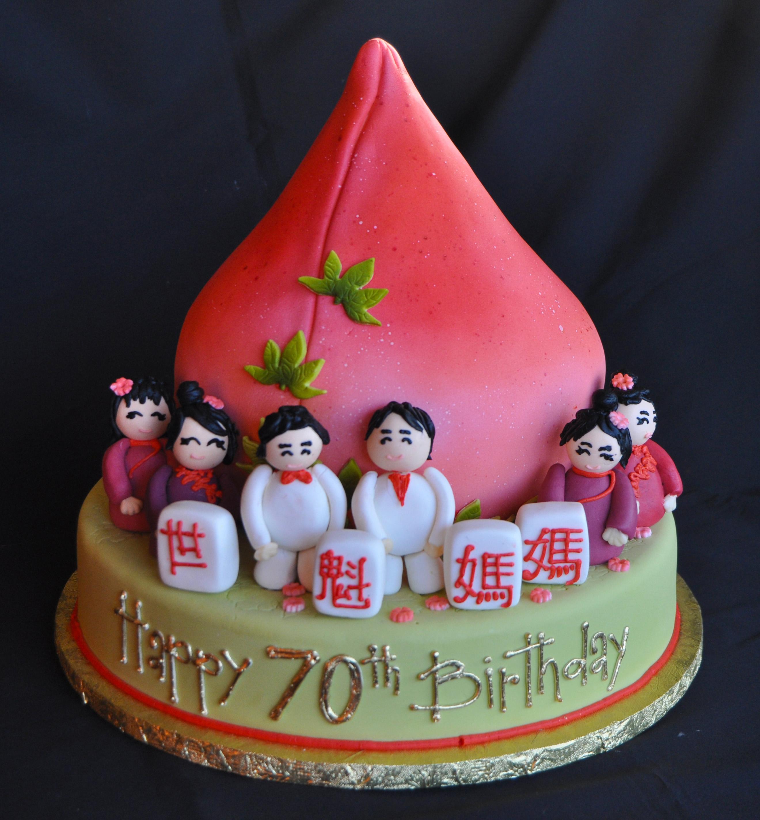 10 Birthday Cakes That Say Asia Photo Themed Birthday Cake