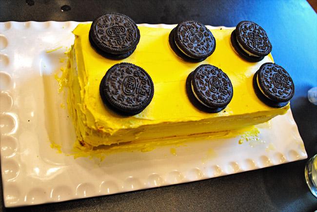10 Homemade Lego Cakes Photo Diy Lego Cake Lego Birthday Cake