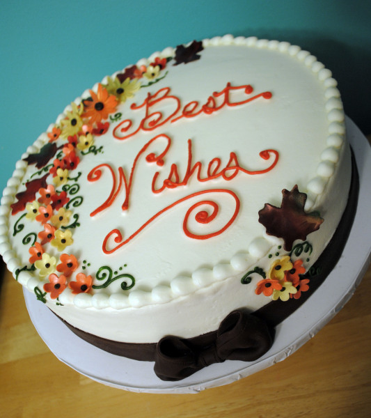 6 Autumn On Pinterest Decorated Cakes Photo Fall Cake Decorating