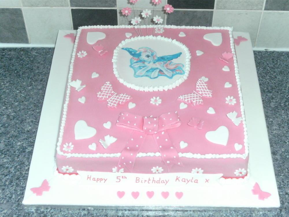 My Little Pony Cupcake Cake Sams Club