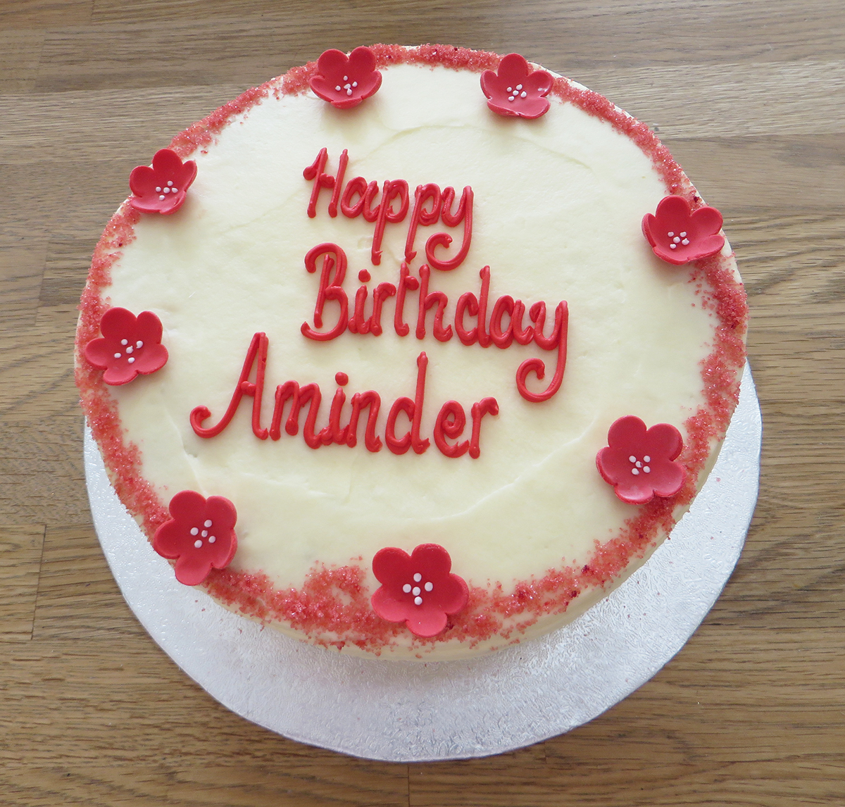 6 Red Velvet Cakes For Guys Photo Red Velvet Birthday Cake Ideas