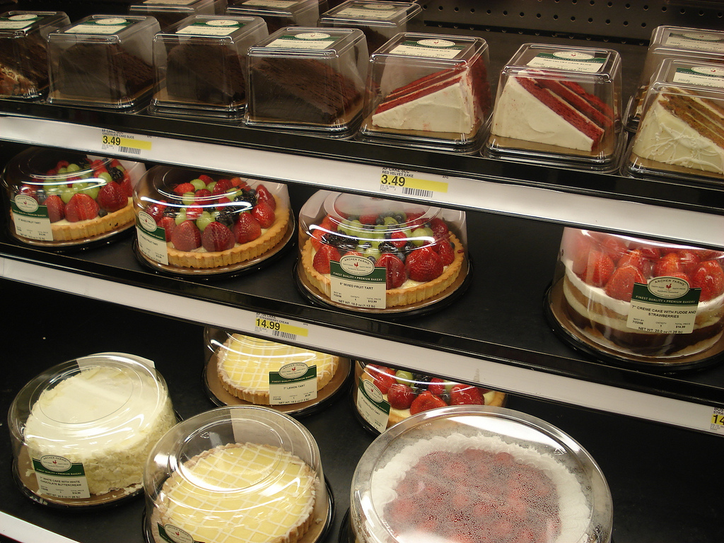 Super Target Bakery Cakes