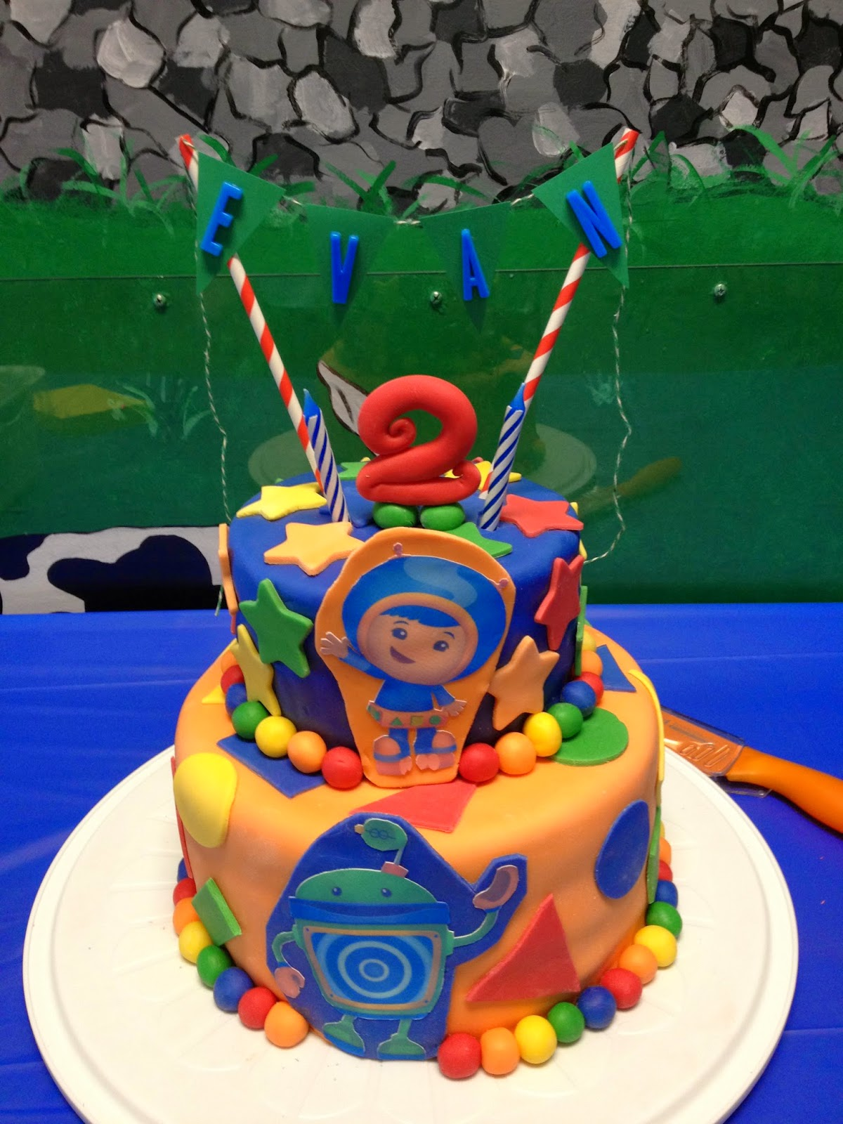 Team Umizoomi Birthday Cakes Boys