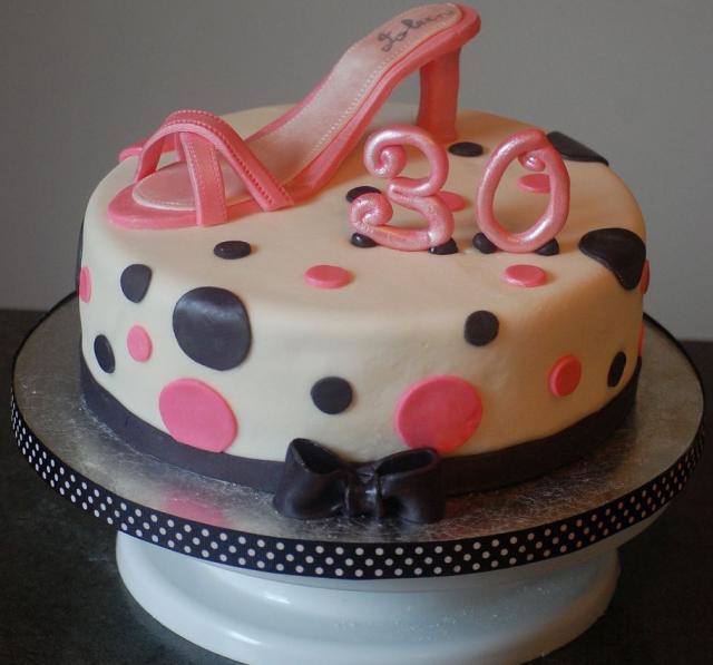 Woman Birthday Cake Ideas