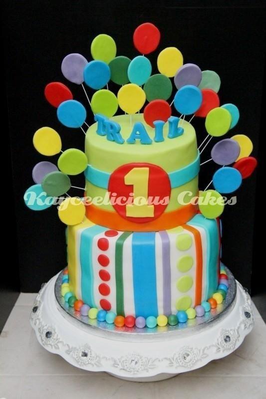Fabulous Birthday Cake Idea For 1 Year Old Boy Cake Image In The Word Funny Birthday Cards Online Inifodamsfinfo