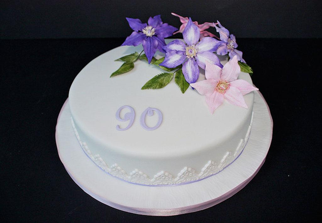 Sensational 11 Ninety Birthday Cakes Design Photo 90Th Birthday Cake 90Th Funny Birthday Cards Online Elaedamsfinfo