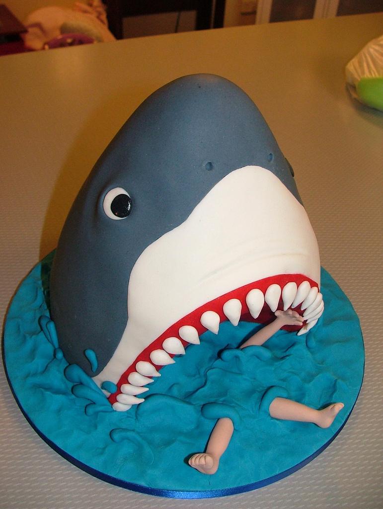 Awesome Boy Birthday Cake
