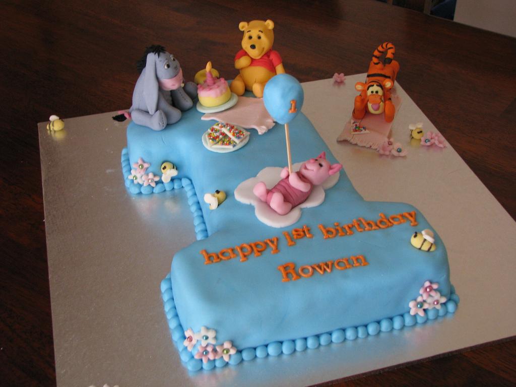 Stupendous 11 First Birthday Cakes For Boys Birthday Photo Baby Boy 1St Funny Birthday Cards Online Inifofree Goldxyz
