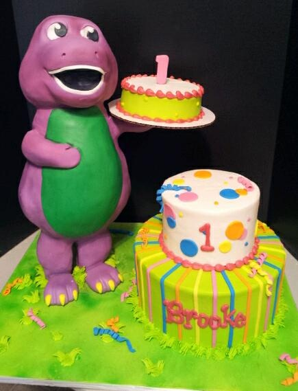 Strange 12 Barney Birthday Cakes At Safeway Photo Barney And Friends Personalised Birthday Cards Cominlily Jamesorg