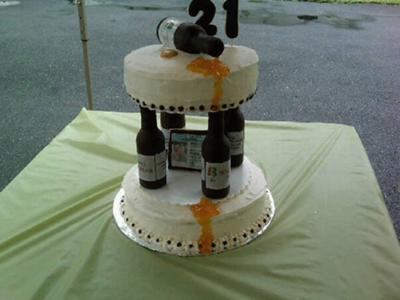 11 Happy 21st Birthday Cakes For Men Photo Funny 21st Birthday