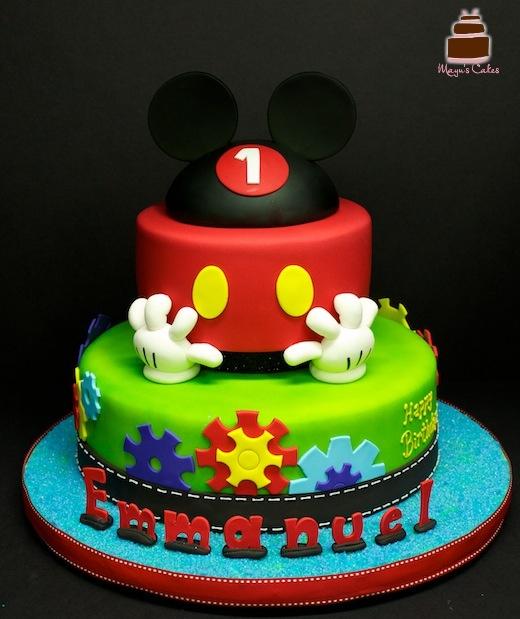 Super 10 Acme Birthday Cakes Mickey Mouse Photo Mickey Mouse Happy Personalised Birthday Cards Xaembasilily Jamesorg