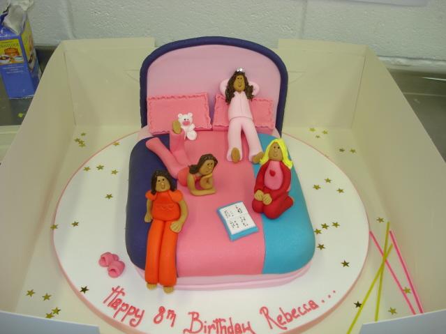 Groovy 13 Guitar Cakes For Girls Sleep Over Photo Sleep Over Birthday Funny Birthday Cards Online Inifodamsfinfo