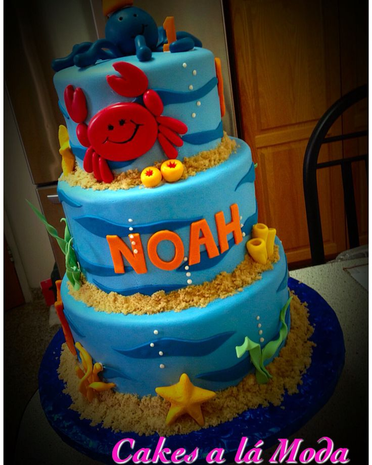 11 Cakes For Boys Birthday Party Photo