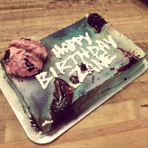 Enjoyable 10 Cakes That Look Like Zombies Photo Zombie Birthday Cake Ideas Funny Birthday Cards Online Overcheapnameinfo
