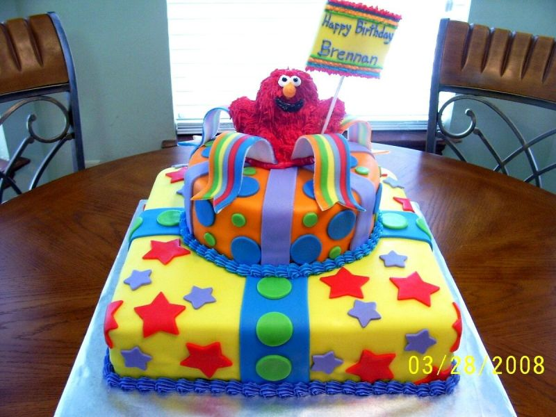 Sensational 10 Elmo Birthday Cakes For Boys Photo Boys Birthday Cake Ideas Funny Birthday Cards Online Inifodamsfinfo