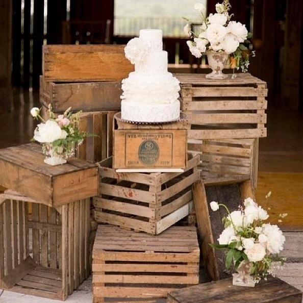 13 Displaying Country Chic Wedding Cakes Photo Rustic Wedding Cake
