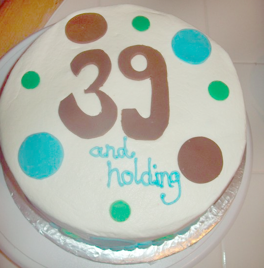 8 Funny 40th Birthday Cakes Photo