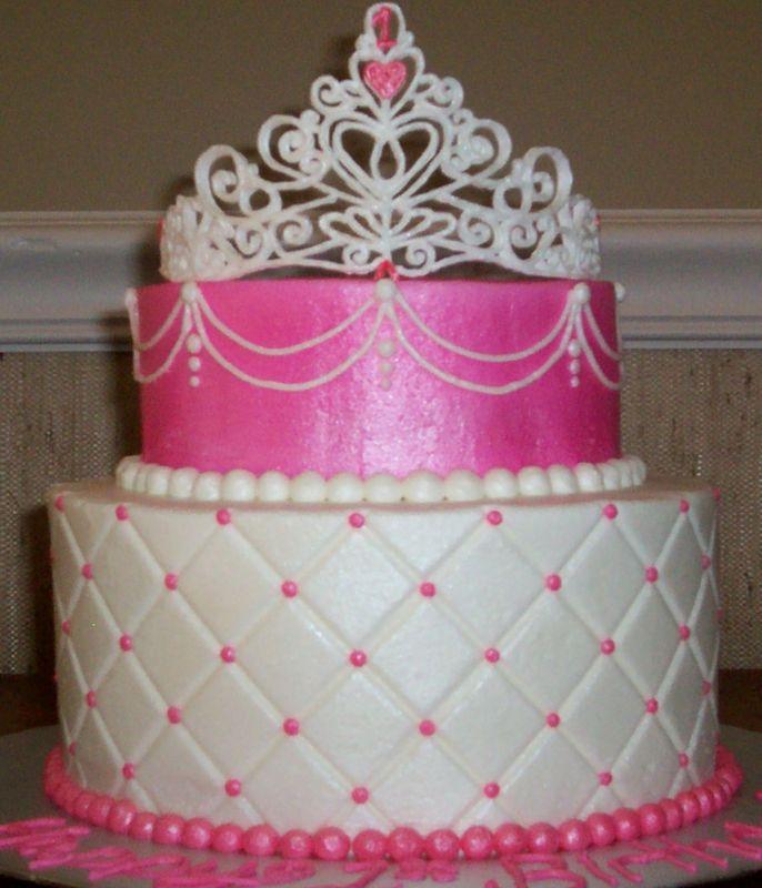 Peachy 10 Princess Birthday Cakes Photo Pink Princess Birthday Cake Personalised Birthday Cards Petedlily Jamesorg