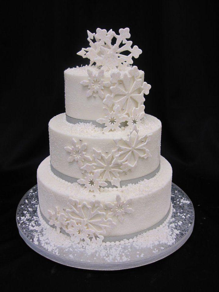 wedding cakes winter wonderland bridal shower cakes