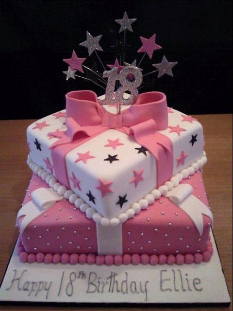 Astonishing 10 Jelexie Cakes Birthday For 18 Photo Girls 18Th Birthday Cake Funny Birthday Cards Online Bapapcheapnameinfo