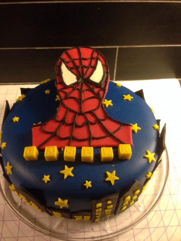 4 Year Old Boy Birthday Cake