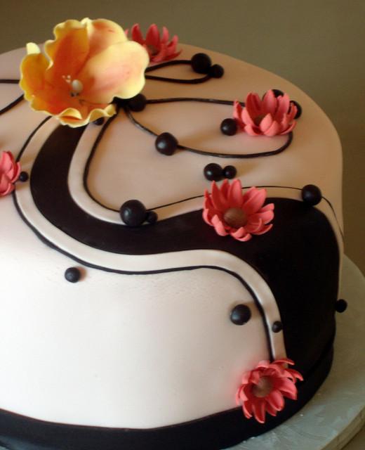 9 Beautiful Birthday Cakes Mom Photo