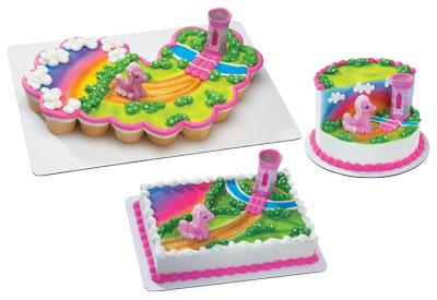 12 My Little Pony Cakes Decorated With Decorations Photo My Little