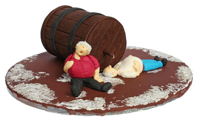 Adult Novelty Birthday Cakes For Men