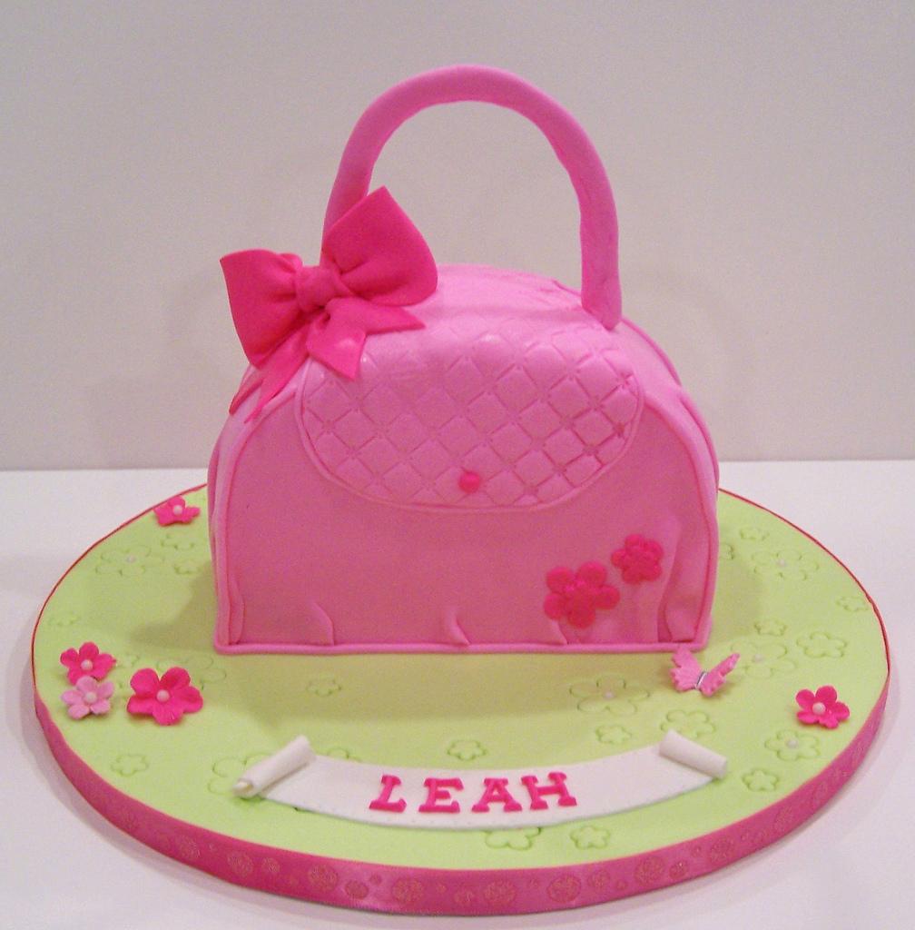Bag Cake Design