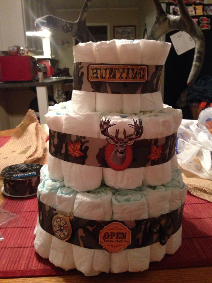 Country Diaper Cakes