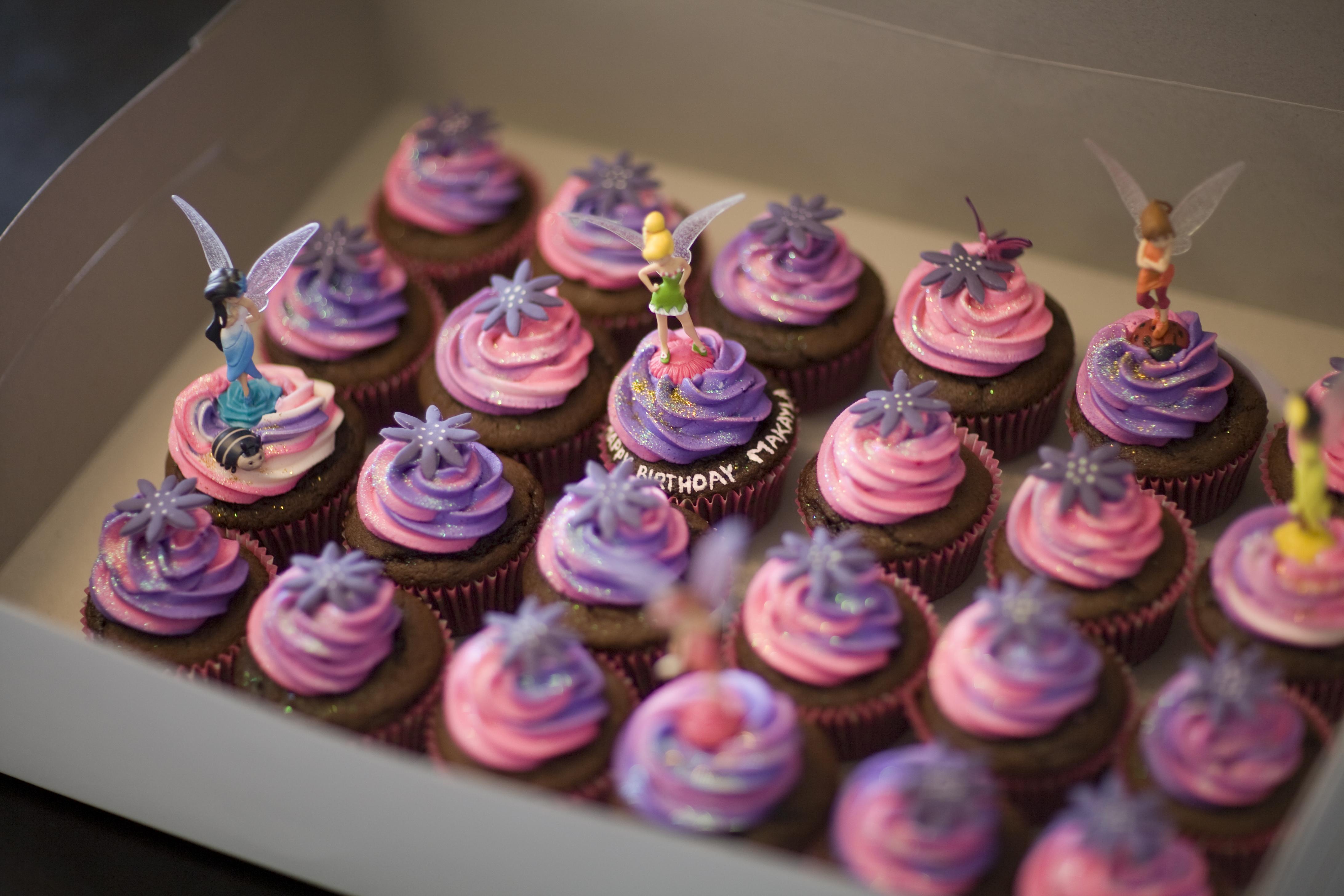 11 Cute Cupcake Cakes For Girls Photo Girls Birthday Cupcake Cake
