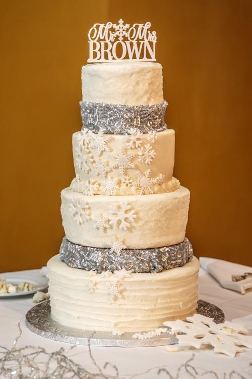 Dallas Bakery Wedding Cakes