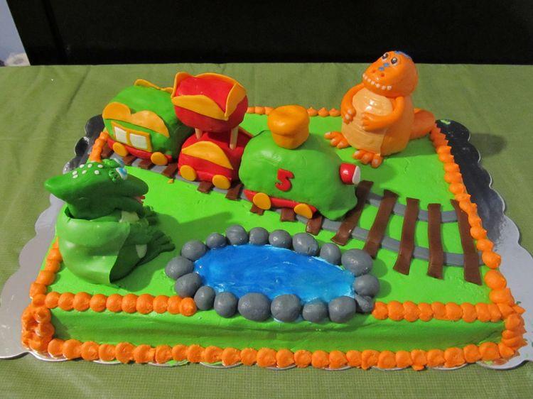 Cool 11 Target Train Cakes Photo Thomas Train Cupcake Birthday Cake Personalised Birthday Cards Veneteletsinfo