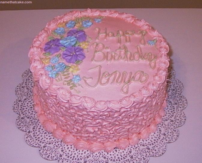 8 Birthday Cakes Name Tonya Photo - Happy Birthday Tonya