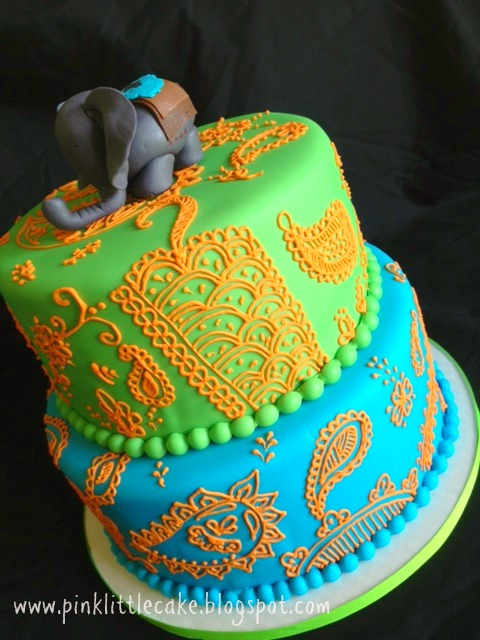 Amazing 11 India Inspired Birthday Cakes Photo Indian Inspired Birthday Funny Birthday Cards Online Elaedamsfinfo